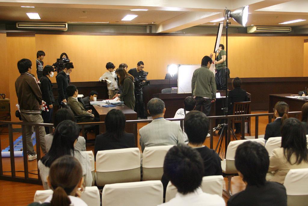 「日本文化大学 模擬法廷」の画像検索結果
