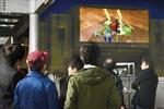 大手前大学で映像アニメーションを専攻する学生がプロジェクションマッピングを実施 -- 12月16・23日「仁川学院クリスマスの夕べ」