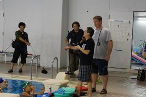 明星中学校の水泳部がNHKドキュメンタリー「奇跡のレッスン」の取材対象に選ばれ、番組を制作 -- 12月2日(土)NHKBS1にて全国で放送予定 -- 明星中学校・高等学校