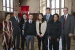 TUJ学生と教授が米国本校開催の「2017グローバル・テンプル・カンファレンス」でプレゼンテーション