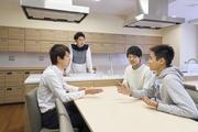 ③日本人学生と留学生が共に生活する国際学生寮.JPG
