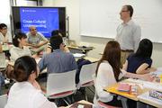 ④2014年に開設した国際教養学部の授業.JPG