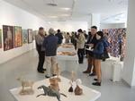 美術を楽しむ、親しむ、学ぶ。第7回生涯学習公開講座受講者作品展開催 -- 横浜美術大学