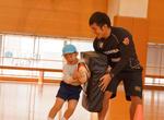 明星幼稚園が東芝ラグビー部の現役選手を招き、ラグビー体験イベントを実施 -- 「ラグビーのまち府中」における地域連携活動