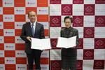聖心女子大学と日本赤十字社が、3月14日に共同宣言「ボランティア・パートナーシップ・アグリーメント」に調印