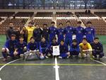 多摩大学 体育会フットサル部「KOBEカップ2018」出場!