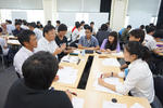 湘南工科大学教職センターが8月4日に平成30年度「講演&ワークショップ」を開催 -- 現役教員と教職を目指す学生が交流