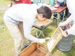 創立30周年を記念して聖学院大学とNPO法人さいたまミツバチプロジェクトがコラボ。埼玉県産100%はちみつを使用したカステラが誕生!