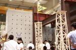 崇城大学が9月22日に第8回「つまようじタワー耐震コンテスト」高校生大会を開催 -- 過去最多27校が参加