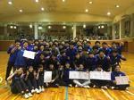 びわこ成蹊スポーツ大学男子バレーボール部が2部リーグで初優勝 -- 2003年の創部以来初の快挙、1部リーグに昇格