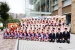 拓殖大学陸上競技部が箱根駅伝及び全日本大学女子駅伝壮行会を開催 -- 初の留学生キャプテン・デレセ選手が決意表明 --