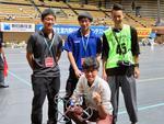 第14回全日本学生室内飛行ロボットコンテストマルチコプター部門において機械工学科伊藤研究室卒研チーム「希望」が優勝
