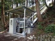 水車及び流量制御盤(全景).JPG