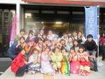 目白大学の学生たちが高齢者福祉施設で「第2回出張!文化祭」を開催 -- 神楽坂まち飛びフェスタ2018の出展企画