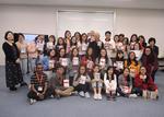 横浜美術大学をシンガポールのブキッパンジャン公立高等学校の生徒が訪問 -- 日本美術やVR描画に挑戦