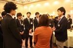 卒業生の業界別団体による就活支援スタート。OB・OGとの懇談こそが実りある就職のカギ!「葵流通会」「葵金融会」開催 -- 東京経済大学