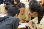明星小学校(東京都)が「ふくしま復興体験応援事業」連携団体として交流授業を実施