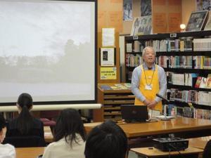 聖学院中学校・高等学校「3月11日、学校が揺れた日」図書館で聞ける講演会~あの日を区切らない、ジブンゴトとしての学び~