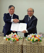 青山学院大学と東京農業大学が包括連携協定を締結