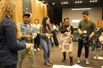 【カケハシ・プロジェクト】ハワイパシフィック大学の学生が福岡女学院大学に来校