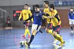 フットサル部が「エイブルチャンピオンズカップ地域大学フットサルリーグ」で優勝、全国82チームの頂点に
