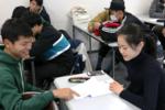 ◆「関西大学アスリート勉強会」~履修登録編~を開催 ◆ 新年度も文武両道を突き進め!関大体育会の''文''の決起集会~サッカー部発の取り組みが、1月の試験前勉強会では10団体に拡大~