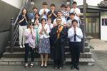 「お寺ステイ」との産学連携プロジェクト発進。 -- 港区・正傳寺で開催するイベントを学生が企画。住職へプレゼン