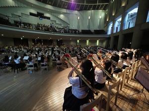 女子聖学院中学校の人気イベント「夏の女子聖体験日」を7月13日(土)に開催します。