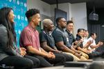 米テンプル大学生も登壇 筑波大学で日米学生アスリート合同シンポジウム開催