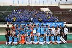びわこ成蹊スポーツ大学サッカー部(男子)が関西選手権で初優勝 -- 総理大臣杯に関西地区第1代表として出場決定