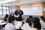 神田外語グループは高大接続の一環として岩手県立釜石高等学校で国際交流セミナーを開催 -- ラグビーワールドカップを通しての国際交流や外国人講師による英会話授業などを開講します
