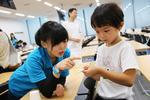 小学生に贈る''新しい学びの体験イベント''「第2回OITサマーキッズカレッジ」を開催 -- 大阪工業大学