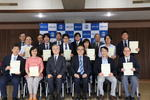 成城大学生が選んだ「ベストティーチャー」 優れた教育者の功績をたたえる「ベストティーチャー表彰制度」を創設 初の表彰式を開催いたしました
