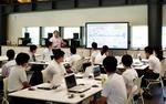 国際高専 白山麓キャンパスで中学生対象の学校見学会開催