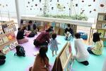 近畿大学アカデミックシアターで第2回「えほんのひろば」開催 近畿大学×大阪府教育委員会