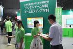 スマホゲームを中心に学内コンペを勝ち抜いた選りすぐりの作品を展示 -- 大阪電気通信大学 デジタルゲーム学科などの学生が「東京ゲームショウ2019」に出展
