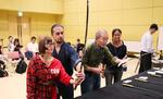 神田外語大学ミレニアムハウスは後期に三味線と唄の教室、日本とアジアの打楽器演奏体験、ブラジル出身講師が語る日本刀の世界など、さまざまなイベントを開催します。