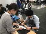 多摩大学の留学生が帰国前にサヨナラ・バスツアーで体験した藤沢市と茅ヶ崎市の観光の魅力をSNSで海外に発信