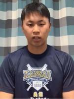 ◆関西大学野球部員が小中高生へメッセージ動画を配信◆~打撃や投球のワンポイントアドバイスも紹介~