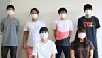 びわこ成蹊スポーツ大学が大学ロゴマーク入りマスクを学生に配付 -- 株式会社モンベル特別協賛