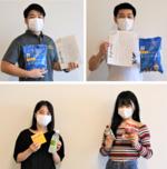 滋賀県が一人暮らしの学生に対する支援として食料品を無償提供 -- びわこ成蹊スポーツ大学の学生も感謝 「滋賀県ありがとう!」