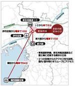 大阪大学箕面新キャンパス周辺を大学発ベンチャーの集積拠点に -- 大阪大学、船場団地組合、箕面市の三者間で覚書を締結