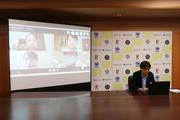 茨木市長と学生のオンライン意見交換.JPG