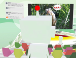 私立大学間での授業提供をめざし、オンラインPBLのモデル授業を実施。「学都圏''いしかわ''のPR」をテーマに仮想空間で学び、8月28日(金)に公開発表会を実施。--金沢工業大学