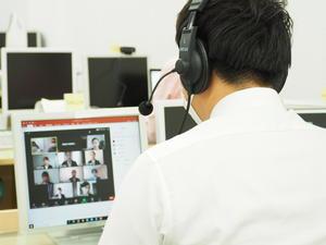 北海道医療大学、106団体が参加する「オンライン就職相談会」を開催