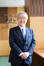 立命館アジア太平洋大学(APU) -- 次期学長決定のお知らせ 現学長の出口治明が再任