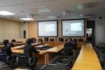 第2回三大学合同研究発表会を初めてのオンライン開催にて実施。三大学の学生がそれぞれの研究成果を発表!