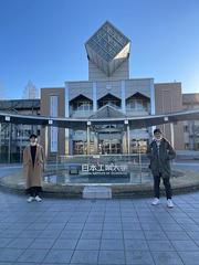 YASUKO TADOKORO氏とTHIEN VU DANG氏.jpg