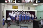 コロナ禍で、日本語教員を目指す学生が海外の日本語学習者とオンラインで交流