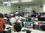 大阪電気通信大学が大阪電気通信大学高等学校メディア情報コース対象の高大連携授業を実施 -- 高校3年+大学4年の7年間の学びを体現